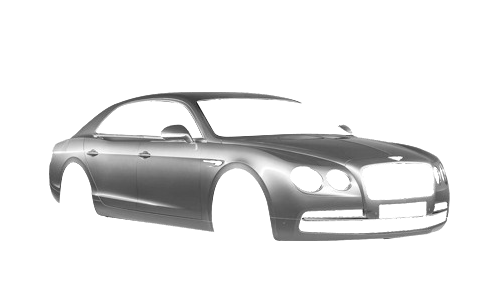 Цвета кузова Flying Spur